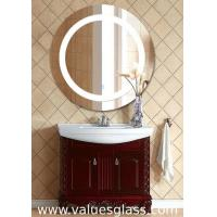 Buy cheap Round Shaped LED Bathroom Mirrors Fashion Appearance With Anti Corrosion Function product