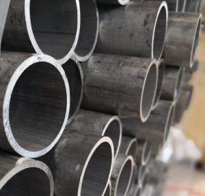 China 5086 H32 Thick Wall Aluminum Pipe / Aluminium Alloy Tube Good Weldability on sale