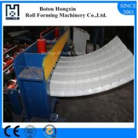Buy cheap Colored Steel Roofing Sheet Crimping Machine For Curving 120 Degree Bend Angle product
