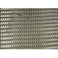 Buy cheap Customized Size SS Wire Mesh  / Chain Conveyor Belt Per Roll Non - Toxic product