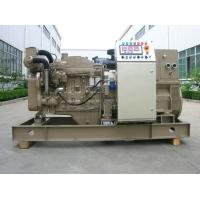 China 75kw Cummins 6BT5.9-GM83 marine diesel generator on sale