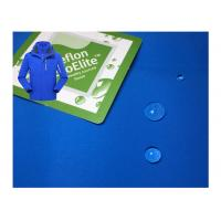 100% Polyester Water Repellent Outdoor Fabric Pongee Oil And Stain Resistant