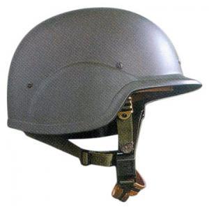 Buy cheap casque coloré de preuve de balle de devoir de Kevlar de fibre de seconde chance product