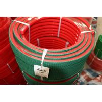 Buy cheap Corrugated Belt PU Vee Super Grip Belt with Top Green PVC Surface product