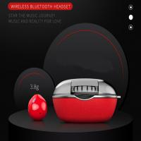 Quality TWS Bluetooth Headset 5.0 True Wireless Double-in-ear Mini-touch Motion Water for sale