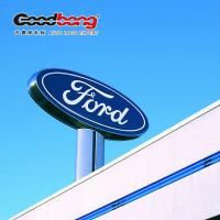 Buy cheap Big size outdoor car brands logo, custom car logo and their names product