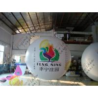 Buy cheap Eye - Catching Inflatable Advertising Balloon Digital Printing for Exhibition product