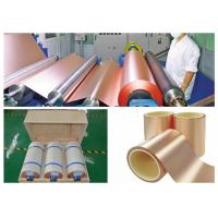 Buy cheap Gray Treated Single Side PCB Copper Foil 500 - 5000 Meter Length Per Roll product