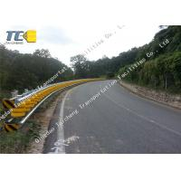 Buy cheap Polyurethane Foam Rolling Barrier System Q235 Hot Dip Galvanizing Material product
