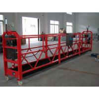 Buy cheap 2kw Electric Suspended Platform Cradle , Lifting Platform with hot galvanization product