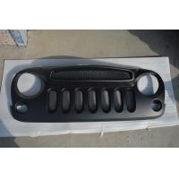 Buy cheap Jeep Jk Wrangler Specter Mask With Mesh Grille Material: ABS Plastic product