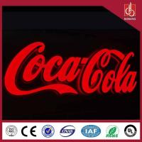 Buy cheap Export Global De Vacuum light high quality custom strong alphabet letter signs product