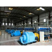 China 6 X 2MW Electric Power Station Four Stroke Generator Set Pressure Lubrication Method on sale