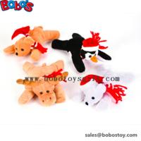 "Buy cheap 6""Xmas Bean Bag Stuffed Animal Toy Children Christimas Gift product"