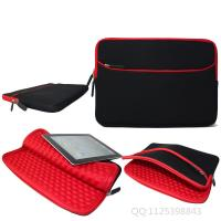 Buy cheap Business Red Shockproof Laptop Sleeve / Laptop Waterproof Messenger Bag product