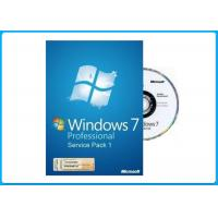 China Win 7 Pro 64 Bit Product Key Code + DVD Full Version OEM Pack Activated Online on sale
