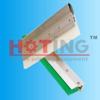 China Screen printing aluminum squeegee handle on sale