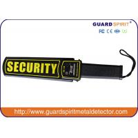 Buy cheap Portable Anti - Terrosim Airprot Metal Detector Body Scanner With Rechargeable Battery product