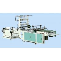 Buy cheap Side Sealing Cutting Machine Touch Screen Automatic Bag Making Machine product
