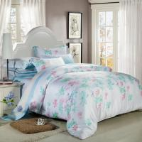 Buy cheap King Size Tencel Home Bedding Comforter Sets Duvet Covers And Matching Curtains product