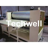 Buy cheap 3.8 Ton MDF / Wood Embossing Machine with Up-Down Roll Heating Device product