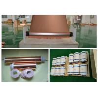 Buy cheap Ultra Thin Copper Thin Sheet For PCB / FPC 500 - 5000 Meter Length Per Roll product