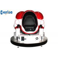 Buy cheap 9D VR Mobile Cinema Simulation With 3 Glasses And Shooting Game 3500W product