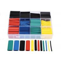 Buy cheap Colorful Heat Shrink Tubing Size Customized Transparant Fusion Splicing product