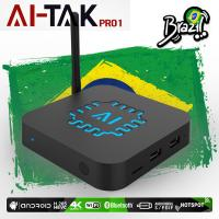 Quality HTV5 IPTV Box Brasil  4K  400 TV Channels Bluetooth Android 6.0 With Playback for sale
