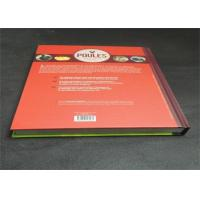 Buy cheap Customize Hardcover Book Printing Service product