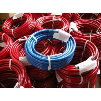 Buy cheap 15m Airless Paint Sprayer Hose 3300psi 1/4in-38/in with blue and red color product