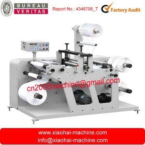 Buy cheap 回転式ダイ カッタ小さいラベルの フレキソ の印字機 380v/ラベルは 機械 from wholesalers
