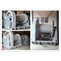 Buy cheap Efficient Electric Winch In Offshore Platform Winch For Oil Exploitation And Exploration product