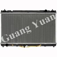 Buy cheap DPI 2434 Aluminum Radiator For ToyotaCamry2003-2006 MCV30 AT 16400-20260 20270 20320 0A240 product