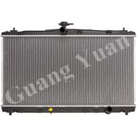 Buy cheap 16 / 26mm Toyota Aluminum Radiator For Lexus ES300h Base L4 2 . 5L USA DPI 13338 product