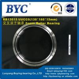 RB13015 Crossed Roller Bearings (130x160x15mm)  BYC Bearing Precision  Robotic Bearings