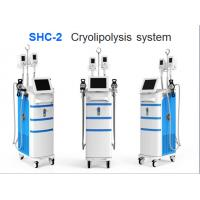 Buy cheap 2016 cryolipolysis machine,6 handles cryolipolysis&cavitation rf,criolipolisis/cryotherapy product