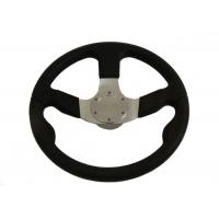 China PE Foamed Handle Sailboat Steering Wheel With Center Cap on sale