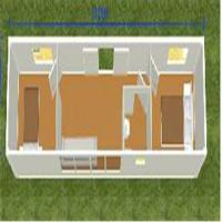Buy cheap Movable Container Home 2 bedroom modular homes product