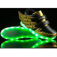 Buy cheap Waterproof And Warm Design USB Charging Led Shoes Children Winter Style product