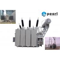 Buy cheap Low On Load Loss, Oil Immersed Power Distribution Transformer For 220kV Grid product