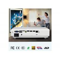 China Home Theater LED DLP Projector 1080p , Short Throw Wifi Portable HD Video Projectors on sale