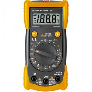 Buy cheap Calibrador del multímetro de Digitaces de la protección del fusible YH103, cuentas del LCD 2000 product