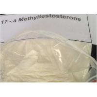 Buy cheap 17-Methyl Testosterone / 17-Alpha-Methyl Testosterone For Fish Sex Change 58-18-4 product