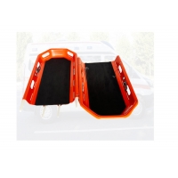Buy cheap Factory Direct Foldable Conversion Rescue PE Basket Stretcher For Helicopter product