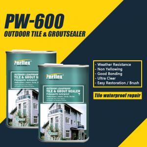 Buy cheap Ultra Clear Tile Grout Sealer For Flooring Tile Gap Filling  Dirt Resistance product