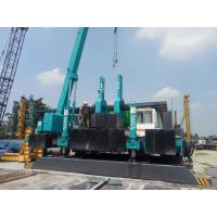 Buy cheap Compact Mini Pile Foundation Equipment For RC Pile Fast Pile Driving product