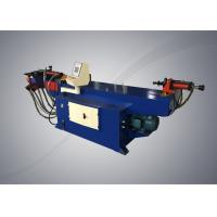 Buy cheap DW50NC Hydraulic Pipe Bending Machine 220v / 380v / 110v 5.5KW 3200 * 850 * 1300mm product