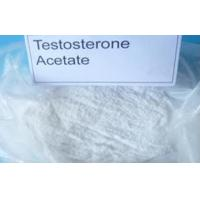 Buy cheap High Purity Testosterone Muscle Gains Steroid Powder Testosterone Acetate 1045-69-8 product