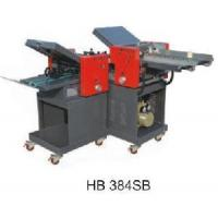Buy cheap HB 382SB Paper Folder product